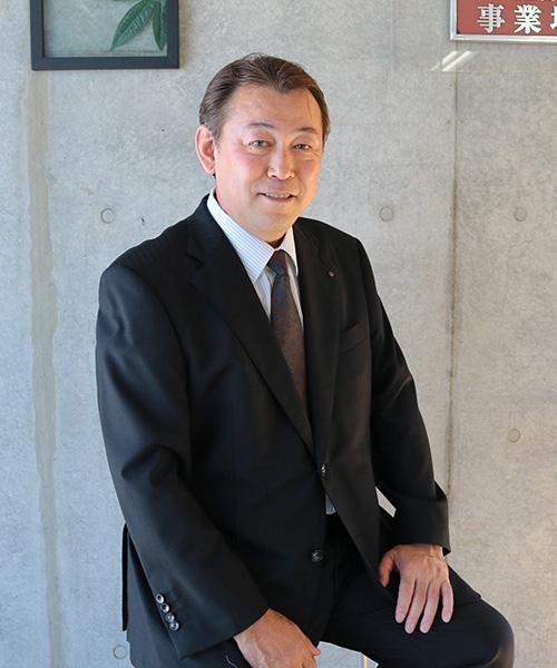 代表取締役社長 中島貞好